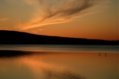 Roy Page-Sunset -Lake-9