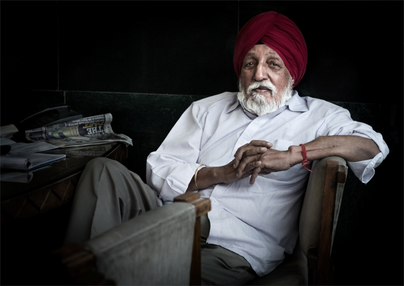 John Howes-Indian Army - Retired-9