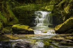 Jim_Munday-Waterfall_at_Watersmeet-10