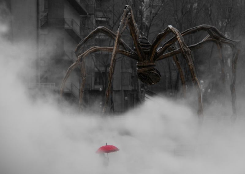 Gary_Howes-The_Red_Umbrella-10