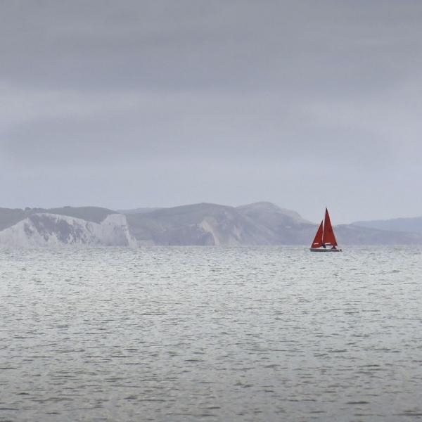 Susan Watts-Red Sails-9