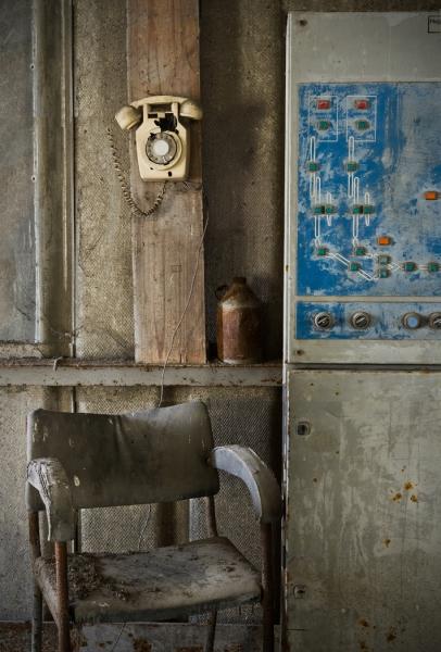 Michael Davison-Old Control Room-10