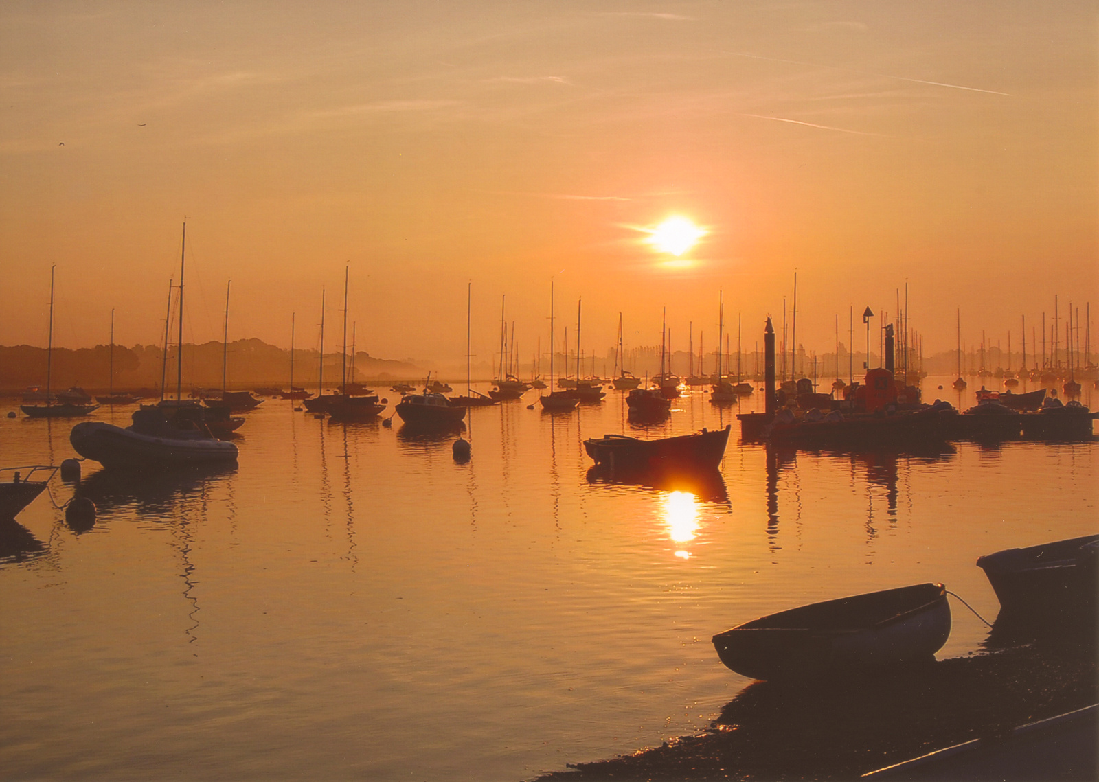 6-Harbour-Sunset-Itchenor